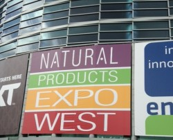 Western Foods gluten free supplier attends Natural Products Expo